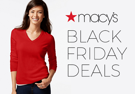 Macy s black friday deals