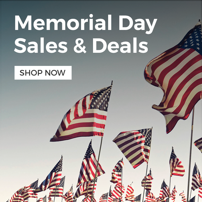 Memorial Day is nearly here, and this long holiday weekend unofficially marks the beginning of summer. Auto manufacturers always take advantage of this holiday to showcase some of their best deals, and this year's list is especially enticing.